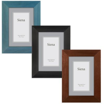 4 Orange Picture Frame