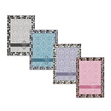 Sheffield Home 4-Inch x 6-Inch Decorative Jeweled Frames