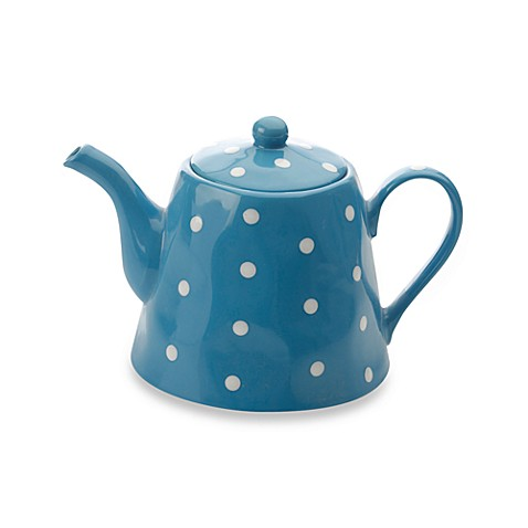 Maxwell & Williams™ Sprinkle Collection 1.2-Liter Teapot in Sky