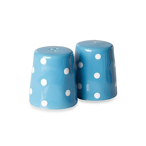 Maxwell & Williams™ Sprinkle Collection 2-Piece Salt and Pepper Set in Sky