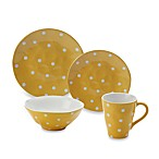 Maxwell & Williams ™ Sprinkle Collection Yellow Dinnerware