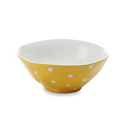 Maxwell & Williams™ Sprinkle Collection 7-Inch Round Bowl in Yellow