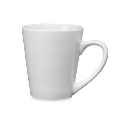 12-Pack Studio White Dinnerware 12-Ounce Mugs