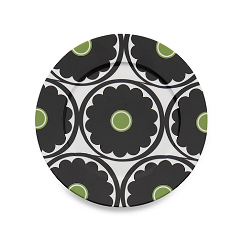 Echo Design™ That 70s Floral Salad Plate