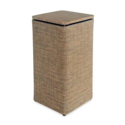 1530 Lamont Home Roxie Apartment Hamper in Brown