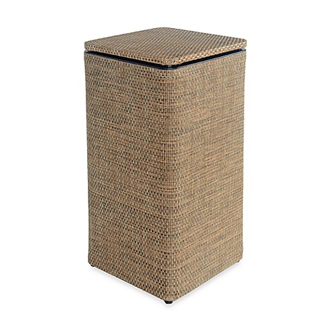 Lamont Home® Roxie Apartment Hamper in Brown