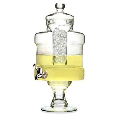 Pedestal Beverage Jug
