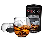 Final Touch® On the Rock Glass with Ice Ball