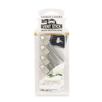 Yankee Candle® Car Vent Sticks - Fluffy Towels™