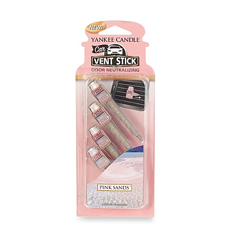 Yankee Candle® Car Vent Sticks - Pink Sands™