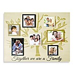 New View 7-Opening Tree Collage Family Picture Frame