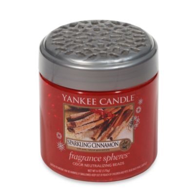 Yankee Candle® Fragrance Spheres™ Odor Neutralizing Beads - Sparkling Cinnamon