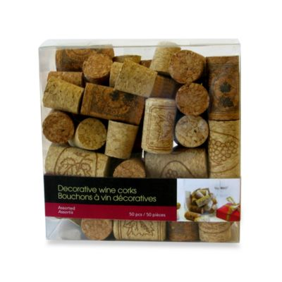 Wine Cork Decoration