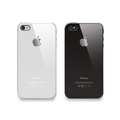 iLuv® Gossamer Sleek Hardshell Case for iPhone® 4S/4