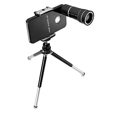 Sharper Image® Smartphone 10X Zoom Lens with Tripod