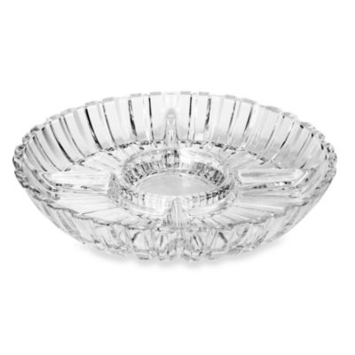 Crystal Clear Alexandria 10-Inch Sectional Server