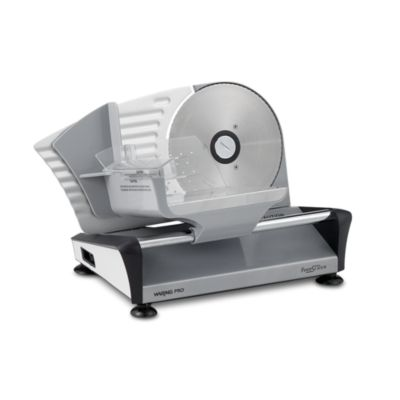 Waring Pro® Professional Quality Food Slicer