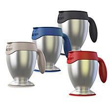 Mighty Mug 16-Ounce Stainless Steel Desk Mugs