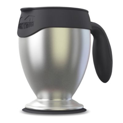 Mighty Mug 16-Ounce Stainless Steel Desk Mug