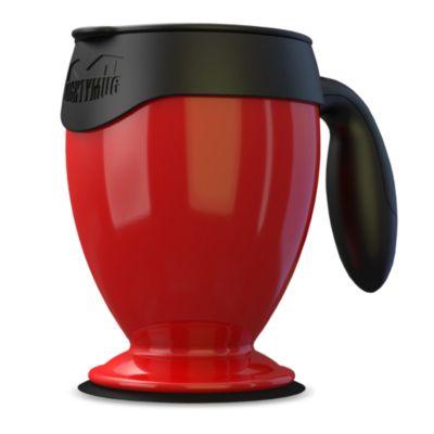 Mighty Mug 16-Ounce Desk Mug - Red