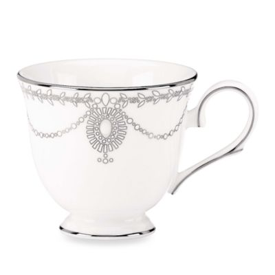 Lenox® Empire Pearl Teacup Formal Dinnerware
