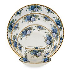 Royal Albert 5-Piece Place Setting in Moonlight Rose