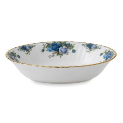 Royal Albert 10 1/5-Inch Vegetable Bowl in Moonlight Rose