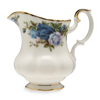 Royal Albert Creamer in Moonlight Rose