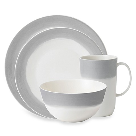Vera Wang Wedgwood® Simplicity 4-Piece Place Setting in Ombre