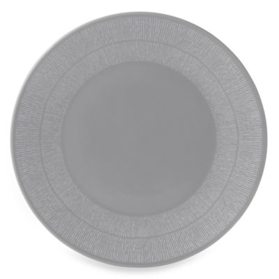 Vera Wang Wedgwood® Simplicity Grey 11-Inch Dinner Plate