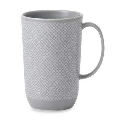 Vera Wang Wedgwood® Simplicity Grey Mug