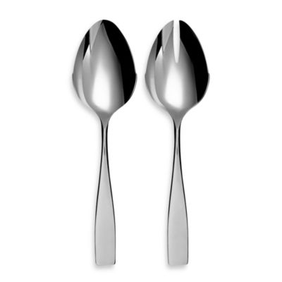 Nicole Miller® Moments Salad Server (Set of 2)