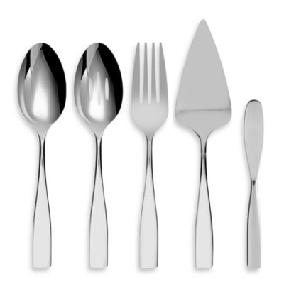 Nicole Miller® Moments 5-Piece Serving Set