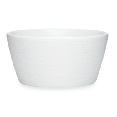 Noritake® WoW Snow Cereal Bowl