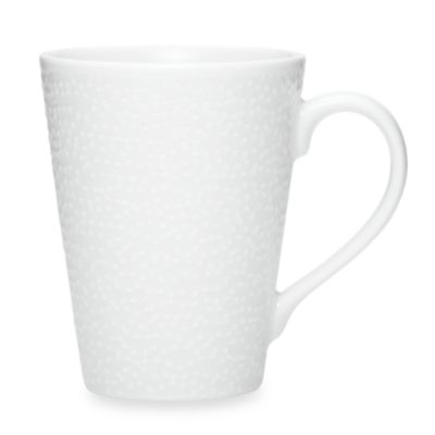Noritake® WoW Snow 12-Ounce Mug