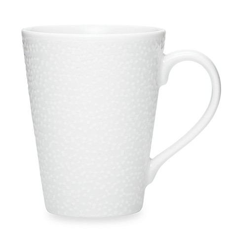 Noritake® WoW Snow 12 oz. Mug