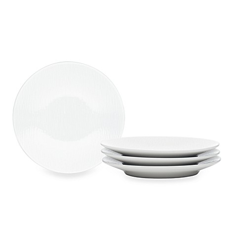 Noritake® WoW Wave 6 1/2-Inch Appetizer Plates (Set of 4)