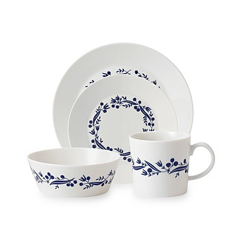 Royal Doulton® Fable 4-Piece Place Setting