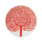 Royal Doulton® Fable 9-Inch Tree Decorated Accent Plate in Red
