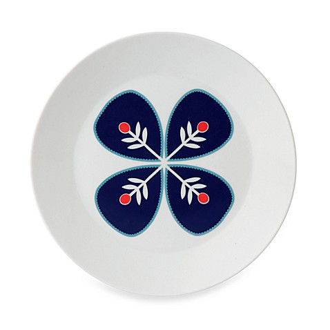 Royal Doulton® Fable 9-Inch Decorated Accent Plate in Flower