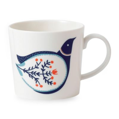 Royal Doulton® Fable Decorated Mug in Bird