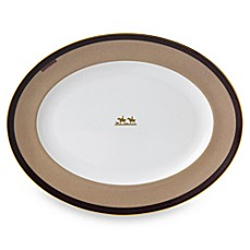 Wedgwood® Equestria 13 3/4-Inch Oval Platter