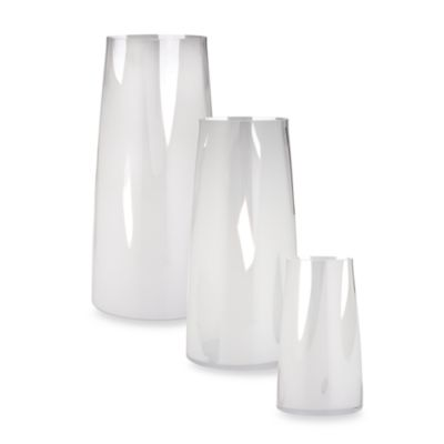 Evolution by Waterford® Bianco 20-Inch Angular Vase