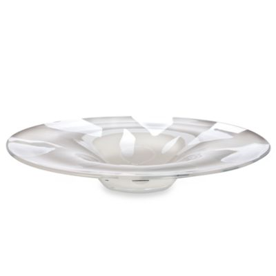 Evolution by Waterford® Bianco 15 1/2-Inch Centerpiece Platter