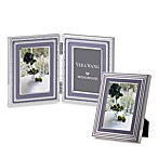 Vera Wang Wedgwood® with Love 2-Inch x 3-Inch Folding Frame in Lavender