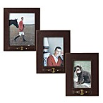 Wedgwood® Equestria Leather Picture Frames