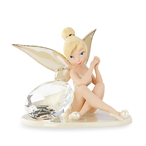 Disney® by Lenox® Tink's Glittery Gift Sculpture in April Diamond