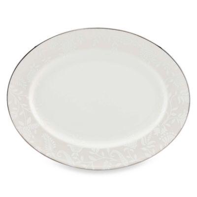 Lenox® Sommerdale 13-Inch Oval Platter