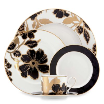 Lenox® Minstrel Gold 5-Piece Place Setting