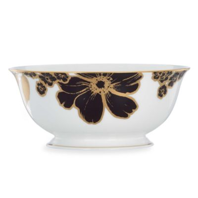 Lenox® Minstrel Gold 8 5/8-Inch Serving Bowl